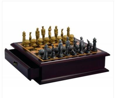 Varied selection of Chess sets