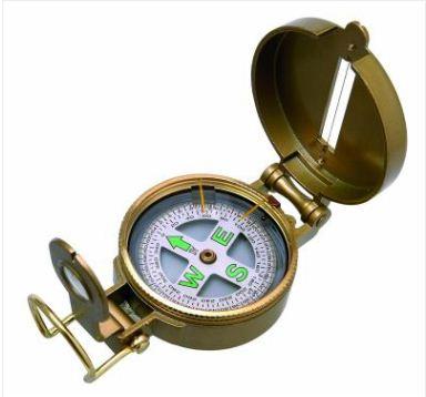 Orienteering and Engineering Compasses