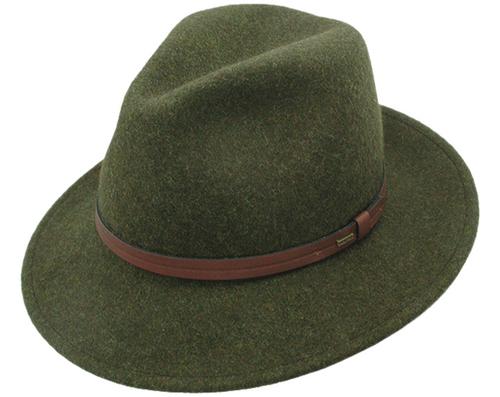 100% Pure wool felt hats
