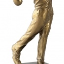 Male golf figures